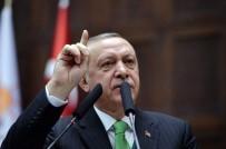 REJIM - Cumhurbaşkanı Erdoğan Olası Afrin Operasyonunun Suriyeli Muhaliflerle Yapılacağını Açıkladı