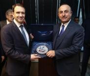 VANCOUVER - Dışişleri Bakanı Çavuşoğlu, Vancouver Başkonsolosluğunun Açılışını Yaptı