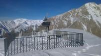 KAYAK MERKEZİ - Doğu Bölgesinde Hafta Sonuna Kadar Kar Bekleniliyor