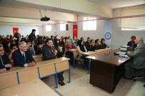 Elazığ'da 'Okur Yazar Buluşmaları'