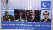 SADDAM HÜSEYİN - Erbil'de Türkmen Şehitleri Anıldı