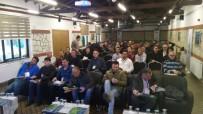 EDİRNE - Fotovoltaik Sistem Kurulumu Eğitimi Kırklareli'nde Başladı
