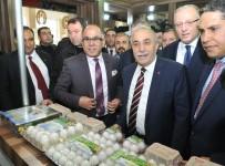 GAZIANTEP TICARET BORSASı - GAPTARIM Ve GAPFOOD Fuarları Açıldı