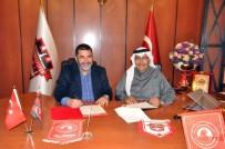 CELAL DOĞAN - Gaziantepspor'a Katar Desteği