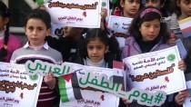 İSRAIL - Gazzeli Çocuklardan 'Güvenli Yaşam' İsteği