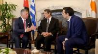 GÜNEY KıBRıS - Güney Kıbrıs'ta Üçlü Zirve Yapıldı
