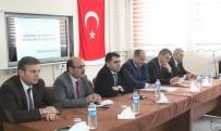 TAŞIMALI EĞİTİM - Gürpınar'da 'Eğitim Değerlendirme' Toplantısı