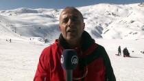 EĞLENCE MERKEZİ - Hakkari'de Kayak Sporu İçin Yatırım Atağı