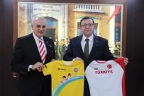 MADDE BAĞIMLILIĞI - IAAF Çocuk Atletizmi Projesi Ankara Mamak'ta Gerçekleşti