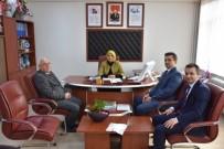 ÖĞRENCİ MECLİSİ - İl Milli Eğitim Müdürü Durmuş'un Pazaryeri Temasları