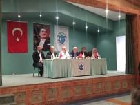 MECLIS BAŞKANı - IMEAK Üyeleri Marmaris'i Ziyaret Etti