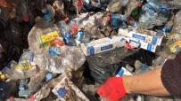 Kaçak Sigara Balyaları Bomba Gibi Patladı