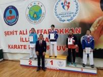 GAFFAR OKKAN - Kağıtsporlu Karatecilerimize Rakip Dayanmıyor