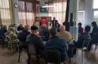 YILDIRIM BELEDİYESİ - Kahvehanede Aile İçi İletişim Semineri