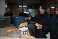Kars'ta Zabıta Ekmek Fırınlarını Denetledi