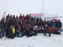 İBRAHIM COŞKUN - Kayakla Oryantik'in Kalbi Erzurum'da Attı