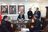 Keskin 'Talepleri Ankara'ya İleteceğiz'