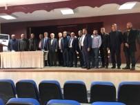 ESNAF VE SANATKARLAR ODASı - Kızıltepe Esnaf Ve Sanatkarlar Odası Genel Kurulu Yapıldı