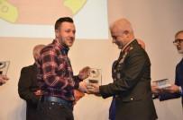 BASIN MENSUPLARI - Kocaeli Gazeteciler Cemiyeti'nden İHA'ya 2 Ödül