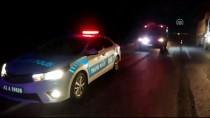Konya'da Trafik Kazası Açıklaması 2 Ölü
