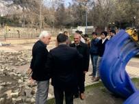Köylü Pazarı Projesinde Kazı Çalışmalarına Başlanıldı