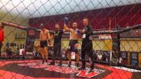 ALTIN MADALYA - Küçükköy MMS Spor Kulübü Başarıya Doymuyor