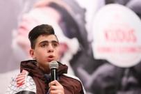 CUMHURBAŞKANı - Kudüs Direnişinin Genç Kahramanı Fevzi El-Cuneydi Esenler'de