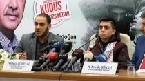 İSRAIL - Kudüs Direnişinin Genç Kahramanı  Fevzi El Cüneydi O Fotoğrafı Anlattı