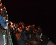 AFGANISTAN - Kuşadası Körfezi'nde 36 Kaçak Göçmen Yakalandı