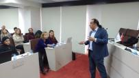 TİCARET ODASI - Kuşadası Ticaret Odası'nda Sosyal Medya Uzmanlığı Kursu Açıldı