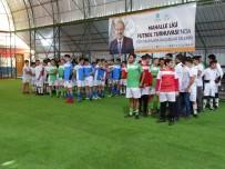 BELEDİYE BAŞKAN YARDIMCISI - Mahalle Ligi Finali Ve Kupa Töreni Yapıldı