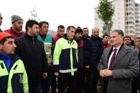 YEŞILÇAM - Malatya'da 2 Bin 780 Taşeron İşçi Kadrolu Oldu