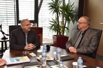 ORGANİZE SANAYİ BÖLGESİ - Manisa Büyükşehir Belediyesi İle OSB'den Ortak Proje