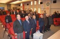ESNAF VE SANATKARLAR ODASı - Manisa'da Başkan Üzen Güven Tazeledi