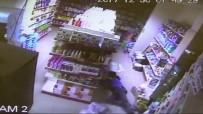 Market Hırsızları Yaklaşık 1 Saat Boyunca İçeride Gezindi