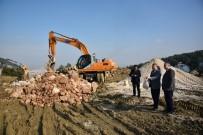 SANAT ATÖLYESİ - Mesir Tabiat Parkı 2. Etabında Çalışmalar Başladı