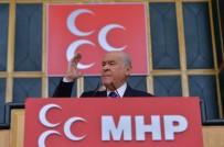 GÖZALTI İŞLEMİ - 'MHP'yi Kürt Düşmanı Gösterenler Alçaktır'