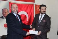 ÜLKÜCÜ - MHP'yi Ziyaret Eden AK Parti Kütahya İl Başkanı Çetinbaş Açıklaması