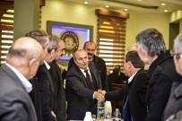 SICAK ASFALT - Milletvekili Çelik Ve Başkan Arslan, Taşköprü'de Muhtarlarla Bir Araya Geldi