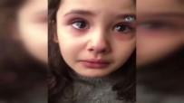 CUMHURBAŞKANı - Minik Kız, Cumhurbaşkanını Göremeyince Gözyaşlarına Boğuldu