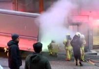 İTFAİYE ERİ - Mobilya Atölyesinde Korkutan Yangın!