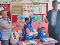 SAĞLIKLI BESLENME - Müdür Kemal Sevgi Açıklaması Pazarlar'daki Tüm Okullar, Beyaz Bayrak Ve Beslenme Dostu