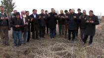KÖY İMAMI - Muş'ta Çiftçiler 'Kar Ve Yağmur Duası'na Çıktı