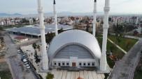 ANTİBAKTERİYEL - Müze Konseptli Camide Son Dokunuşlar
