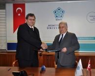 NEÜ İle Kıbrıs Sosyal Bilimler Üniversitesi Arasında İşbirliği