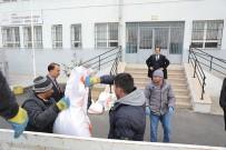 EDİRNE - Okullara Tuz Desteği