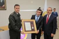 ÜMİT HÜSEYİN GÜNEY - Ordu'da Şehit Yakını Ve Gazilere Övünç Madalyası