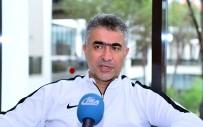 ANKARAGÜCÜ - Mehmet Altıparmak Açıklaması 'Amacımız Süper Lig'e Çıkmak'