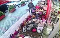 GİYİM MAĞAZASI - (Özel) Kadın Giyim Mağazasında Yaşanan Hırsızlık Kamerada