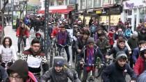 ÖĞRENCİ MECLİSİ - 'Pedallarımız Kardemir Karabükspor İçin Dönüyor'